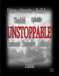 Unstoppable-Frame