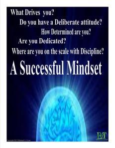 A Successful Mindset