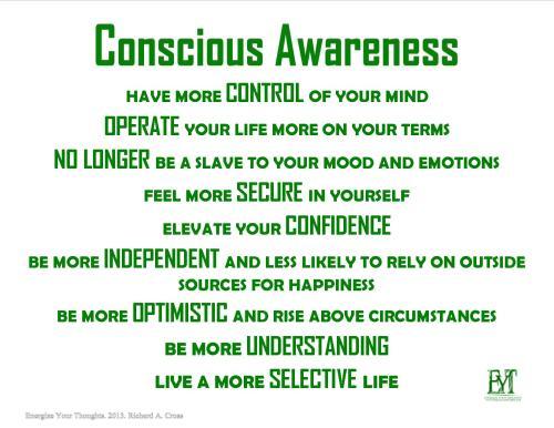 Conscious Awareness