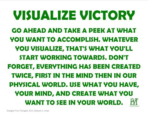 Visualize Victory