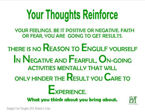 Your Thoughts Reinforce