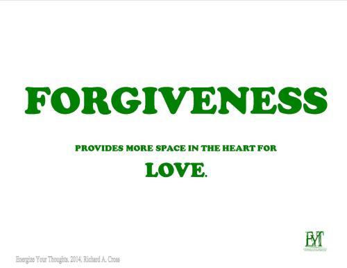 ForgivenessLove