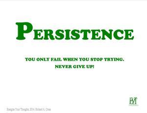 PersistNeverGiveUp
