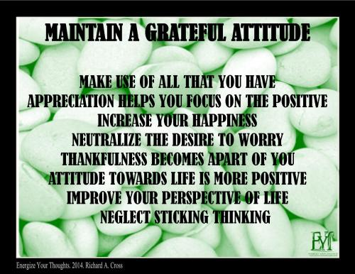 MaintainAGratefulattitude