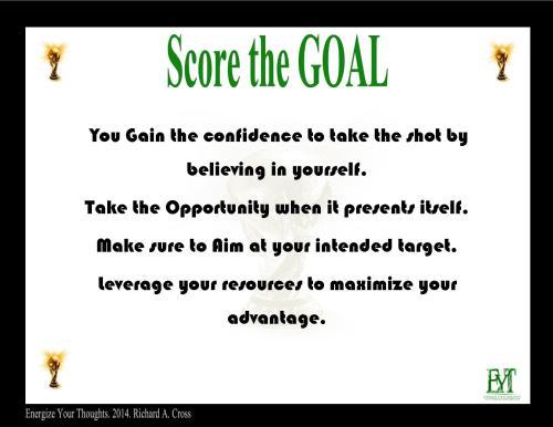 ScoreTheGoal