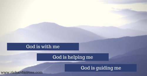 God is my guide