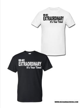 ExtraordinaryT's, Positively influencing others one T at a time!